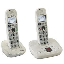Clarity Dect 6.0 Expandable Amplified Low Vision Cordless Ph