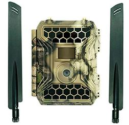 New Version Snyper Commander 4G LTE Trail Camera 1080P / 12M