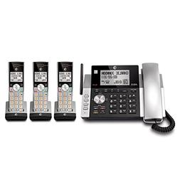 AT&T CL84365 Corded/Cordless Answering System with Dual Call