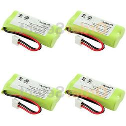 4 Cordless Home Phone Battery for Motorola L401 L402 L402C L