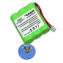 HQRP Cordless Phone Battery compatible with AT&T/Lucent 3301