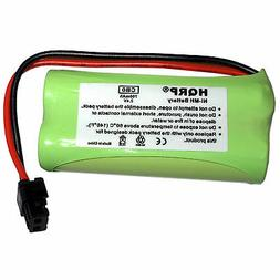 Cordless Phone Battery for Uniden D DECT Series, BT-1002 BT-