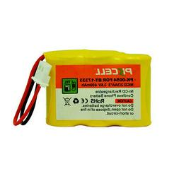 Cordless Phone Battery Replacement NICD 2/3AA*3 400mAh 3.6V