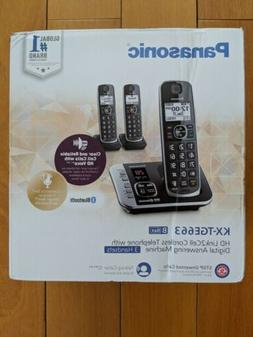 Panasonic Cordless Phone with Link to Cell and Digital Answe