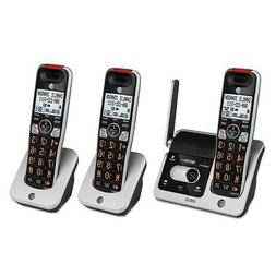 ATT CRL82312 3- HANDSET EXPANDABLE CORDLESS PHONE WITH ANSWE