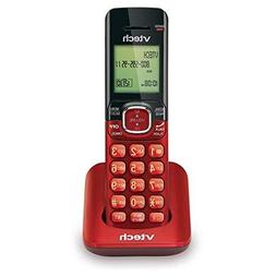 VTech CS6509-16 Accessory Cordless Handset, Red | Requires a