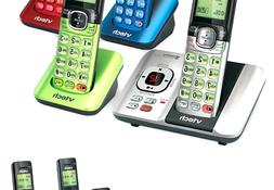VTech CS6529-4B 4 Handset Answering System with Caller IDCal