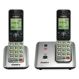 4COU Vtech CS66192 CS6619-2 Cordless Phone System, Base and