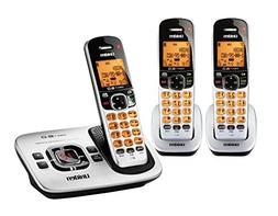 Uniden D1780-3 DECT 6.0 Cordless Phone w/ 2 Extra Handsets