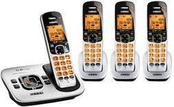 Uniden D1780-4 Cordless Phone w/ Digital Answering Machine &