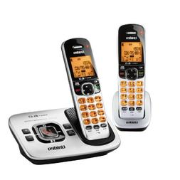 D1780-2 DECT 6.0 Expandable Cordless Phone with Digital Answ