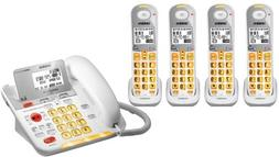Uniden D3098 Corded - Cordless 1.9GHz DECT 6.0 Combo Telepho
