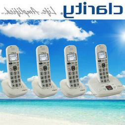 Clarity CLARITY-D712 Amplified Low Vision Cordless w/ Answer