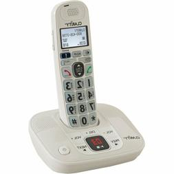 Clarity D712 Moderate Hearing Loss Cordless Phone with D702H