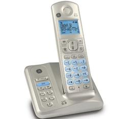 GE DECT 6.0 Caller ID Handset Cordless Speakerphone with Dig