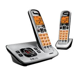 DECT 6.0 Cordless Phone System with Answering System & Call