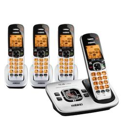 Uniden DECT 6.0 Expandable 4 Handset Cordless Phone with Dig