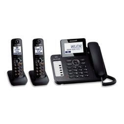 DECT 6.0 Plus Digital Cordless Answering System with 1 Corde
