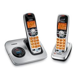 Uniden DECT 1560-2 - Cordless phone w/ call waiting caller I