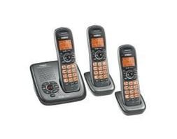 DECT1480-3 DECT6.0 Caller ID Digital Answering System 3-Hand
