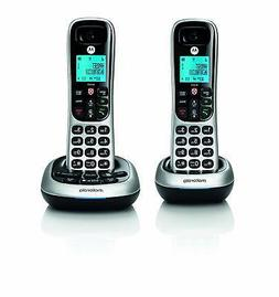 Motorola Digital Cordless Telephone w/ Answering Machine  -