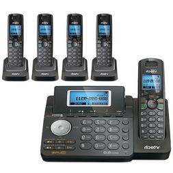 VTech DS6151-11 DECT 6.0 2-Line Expandable Cordless Phone +