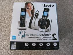 Vtech DS6771-3 2 Handset Connect to Cell Answering System wi