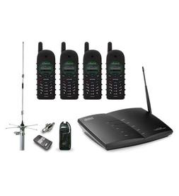 Engenius DURAFONPRO-PIB20L MULTI-HANDSET BUNDLE WITH EXTERNA