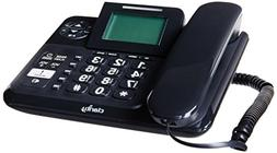 E814 40db Amplified Cord Phone