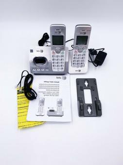 AT&T EL52203 2 Handset Cordless Answering System with Caller