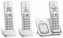 expandable cordless phone system with answering machine