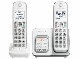 Expandable Cordless Phone with Call Block and Answering Mach