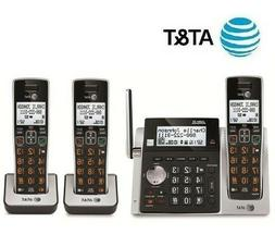 AT 83213 2-Handset Cordless Phone System with Answering Mach