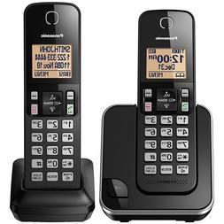 Home Phone Set Cordless System Portable Battery Office Expan