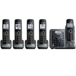 Panasonic KX-TG155SK DECT 6.0 Link-to-Cell via Bluetooth Cor