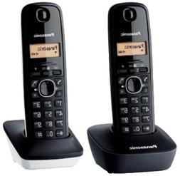 Panasonic KX-TG1612 2-Handset Digital Cordless Telephone, 22