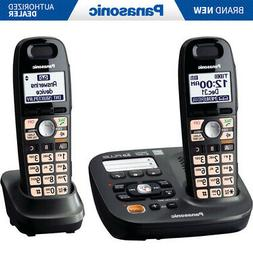 Panasonic KX-TG6592T Expandable Digital Cordless Answering S