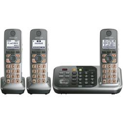 Panasonic KX-TG7743S Link2Cell Bluetooth Cellular Convergenc