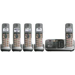 Panasonic KX-TG7745S Link2Cell Bluetooth Cellular Convergenc