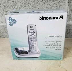 Panasonic KX-TGD220 Cordless Phone Dual Voltage 110-240 Volt