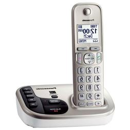 Panasonic KX-TGD220N DECT 6.0 Expandable Digital Cordless An
