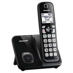 Panasonic KX-TGD510B Expandable Cordless Phone with Call Blo