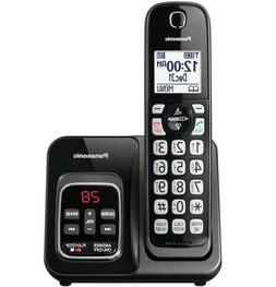 Panasonic KX-TGD530M Expandable Cordless Phone with Call Blo
