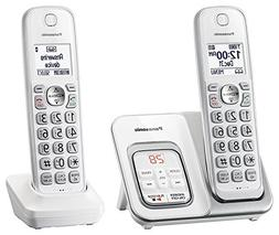 Panasonic KX-TGD532W Cordless Phone with Answering Machine -