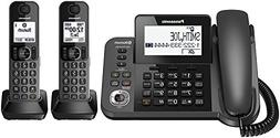 Panasonic KX-TGF382M Link2Cell Bluetooth Corded / Cordless C
