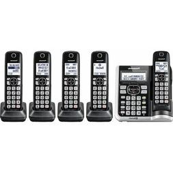 PANASONIC Link2Cell Bluetooth Cordless Phone System with Voi