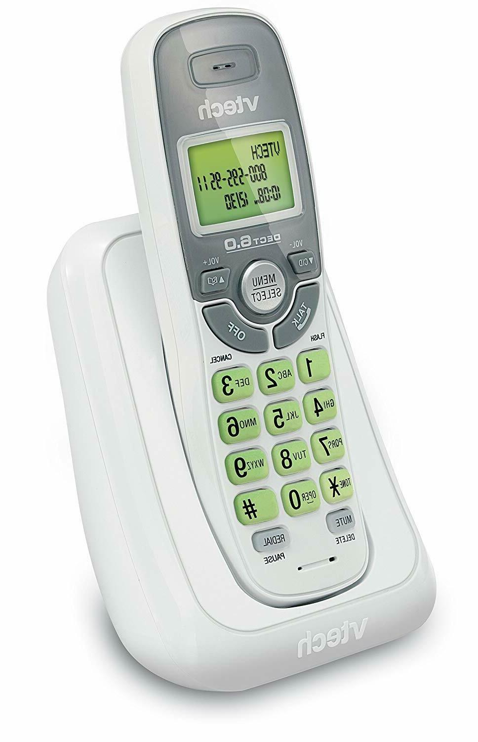 1 Cordless Phone Vtech Telephone