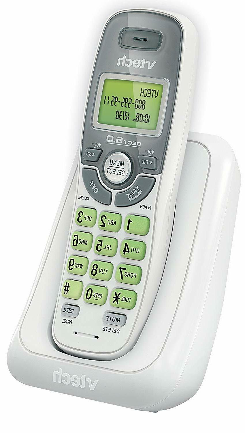 1 Home Phone Vtech Dect 6.0 Telephone