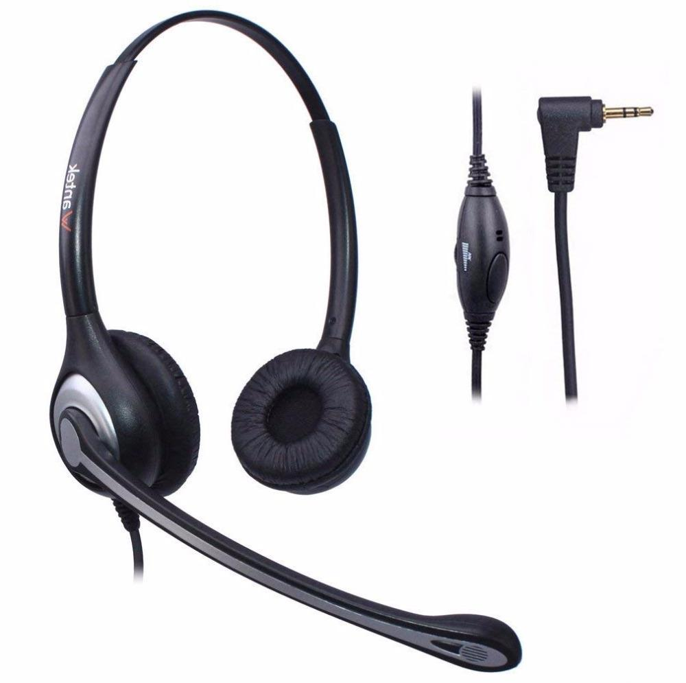 2 5mm telephone headset for cisco linksys