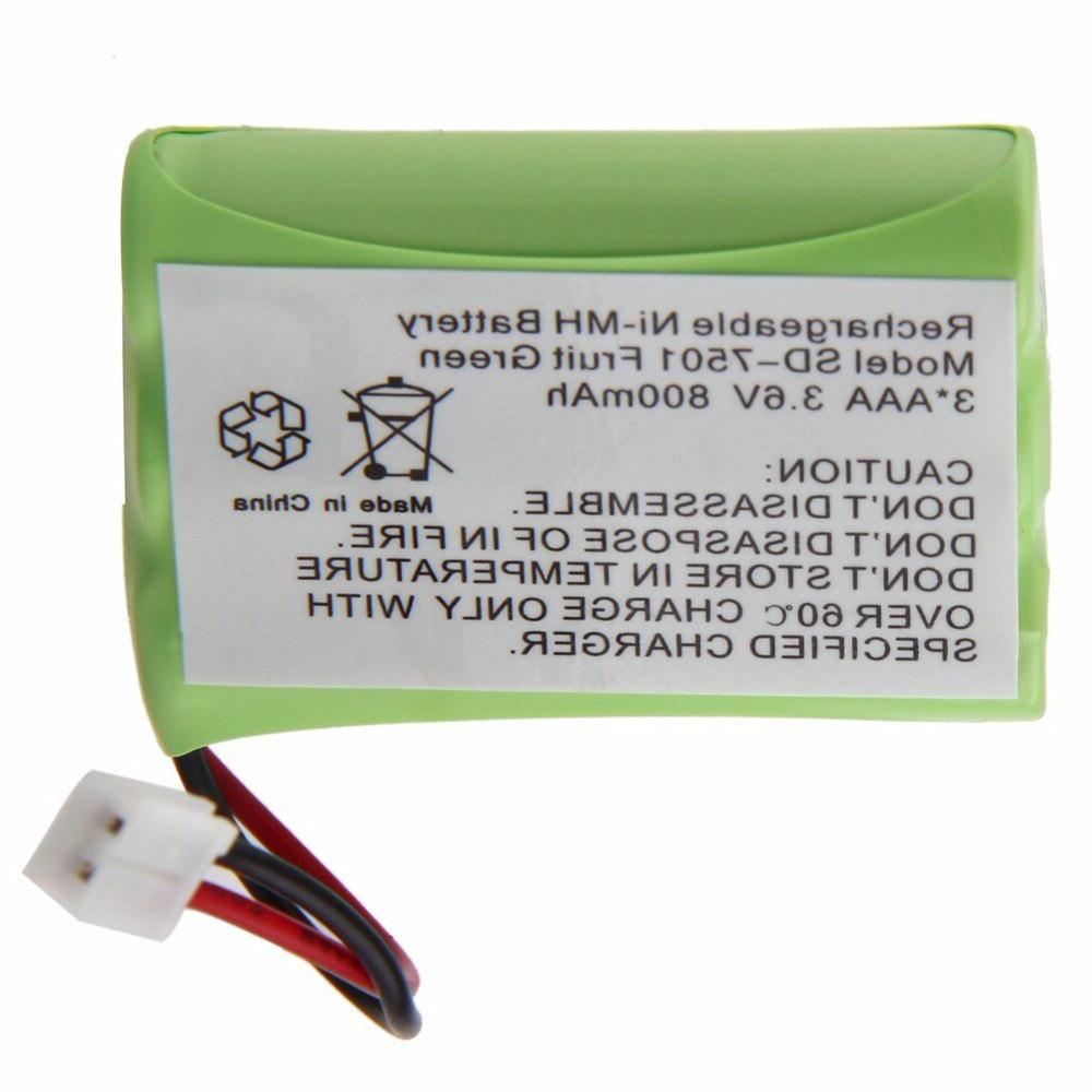 PALO 2pcsNi-MH Replacement Home <font><b>Phone</b></font> Battery Motorola SD-7501 V-Tech T Lucent 27910